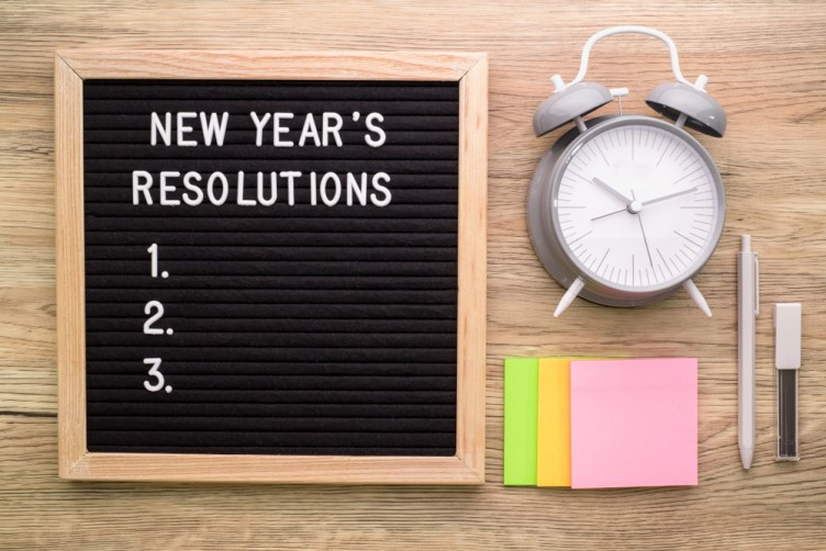 New Year's Work Resolutions